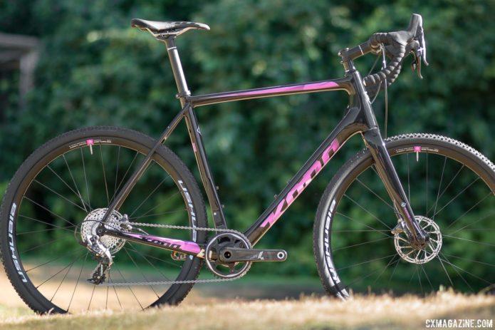 Kona Cog blog Jake cyclocross bike